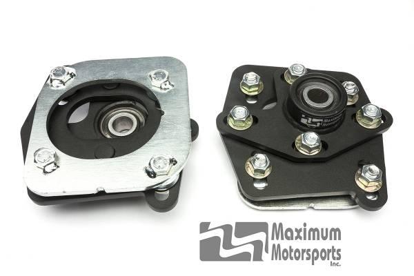 Maximum Motorsports - Mustang Caster Camber Plates, 2003-2004 Cobra