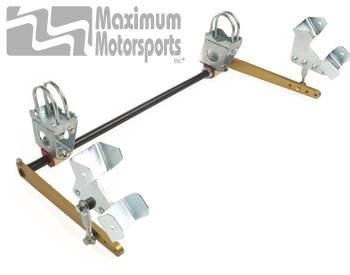 Maximum Motorsports - Adjustable Rear Swaybar, solid-axle Mustang, 1979-2004