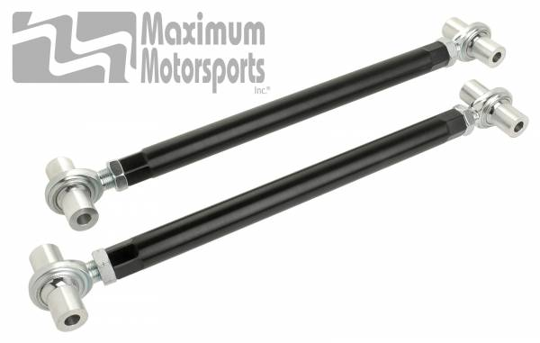 Maximum Motorsports - Road Race Aluminum Rear Lower Control Arms, 1999-2004 Mustang, solid axle