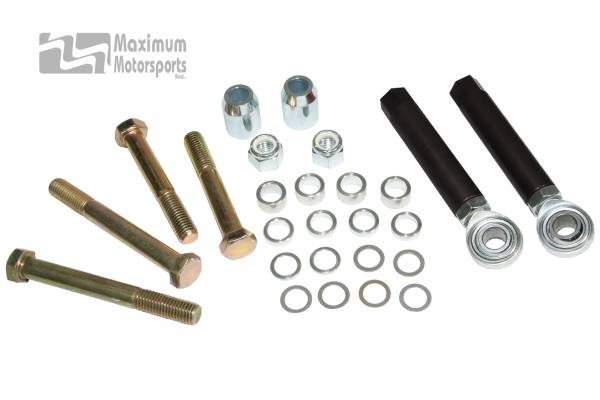 Maximum Motorsports - Bumpsteer kit, 1979-93 Mustang, bolt-through style