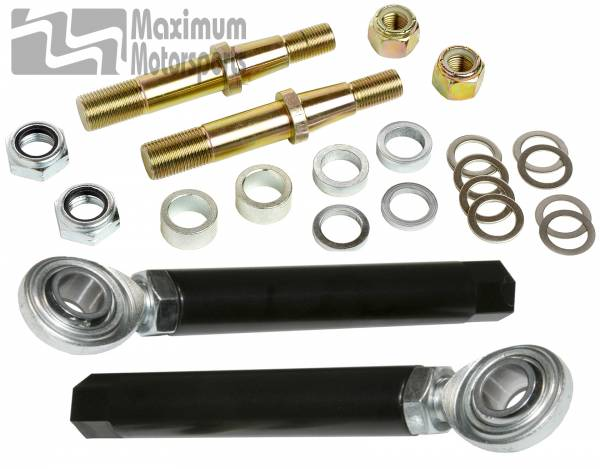 Maximum Motorsports - Bumpsteer kit, 1979-93 Mustang with SN95 control arms, bolt-through style