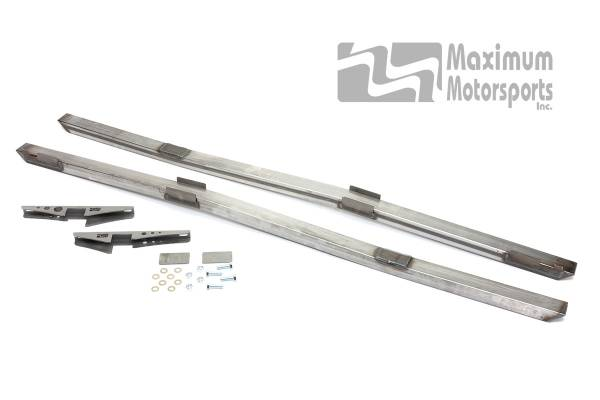 Maximum Motorsports - MM Full Length Subframe Connectors, 1979-04, bare