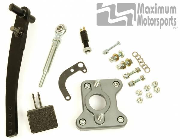 Maximum Motorsports - Manual Brake Conversion Kit, 1979-1993 Mustang