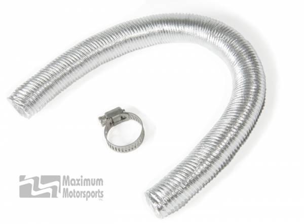 Maximum Motorsports - Clutch Cable Heat Shield, 1979-2004