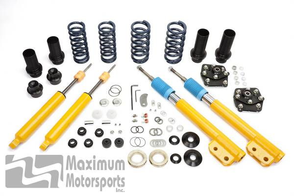 Maximum Motorsports - Coil-Over Package, MM Dampers, 1979-1989 Mustang
