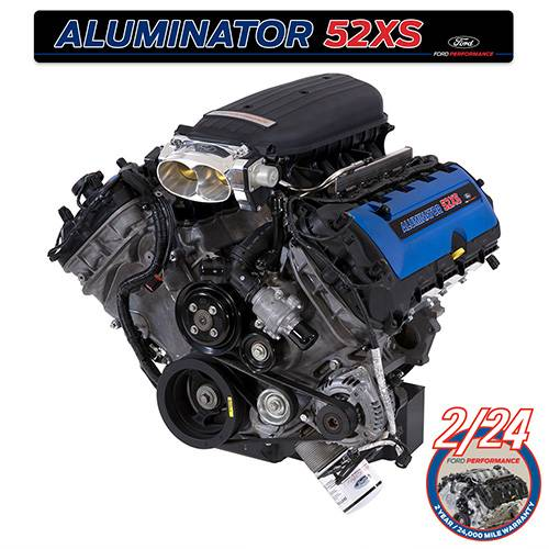 Ford Performance - Ford Performance Aluminator 5.2 XS Crate Engine