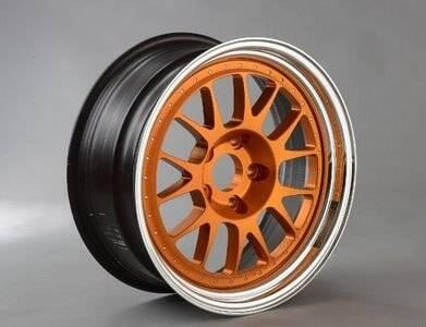 Jongbloed Racing Wheels - Jongbloed 557 Wheels