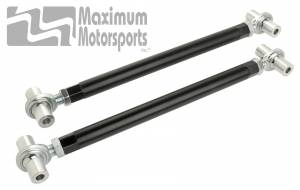 Road Race Aluminum Rear Lower Control Arms, 1999-2004 Mustang, solid axle