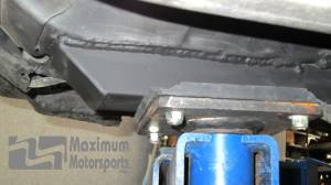 Maximum Motorsports - MM Full Length Subframe Connectors, 1979-04, bare - Image 6
