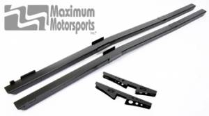 MM Full Length Subframe Connectors, 1979-04, powdercoated