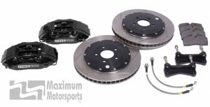 "StopTech Big Brake Kit, 4-piston calipers, 13"" or 14"" rotors, 1994-2004 Mustang"