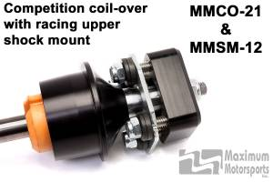 Maximum Motorsports - Coil-Over Package, MM Dampers, 1990-1993 Mustang - Image 8